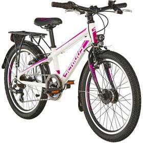 """Serious Rockville Street Rower dziecięcy  20"""" różowy/biały"""
